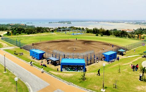 サブグラウンド<br>(ソフトボール・少年野球場)