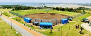 サブグラウンド (ソフトボール・梨木野球場)